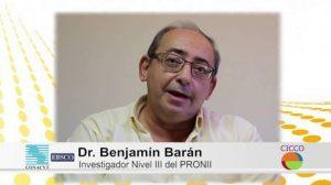 Benjamín Barán. Testimonio sobre el Portal CICCO.