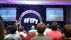 """""""FesTechPy"""" primer festival de tecnología en Paraguay (LA NACION)"""